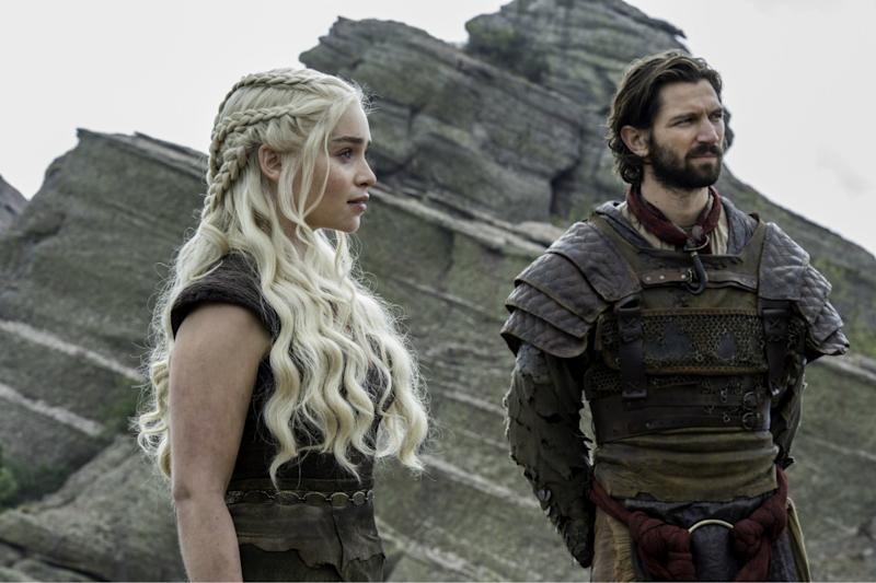 New 'Game of Thrones' photos revealed: the Night's King, a new priestess, and more