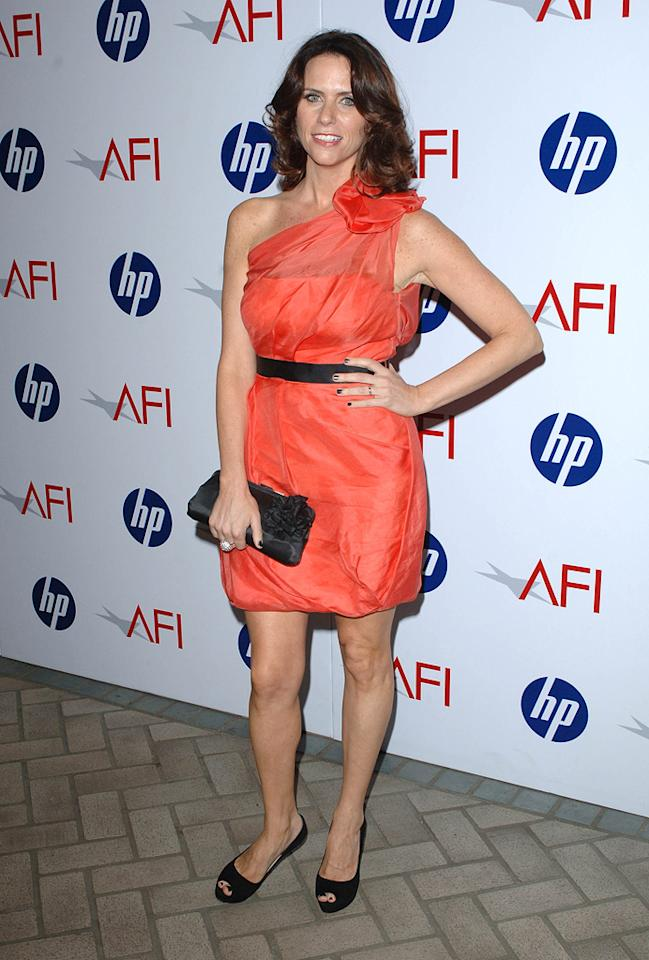 "<a href=""http://movies.yahoo.com/movie/contributor/1808787153"">Amy Landecker</a> at the 10th Annual AFI Awards in Los Angeles - 01/15/2010"