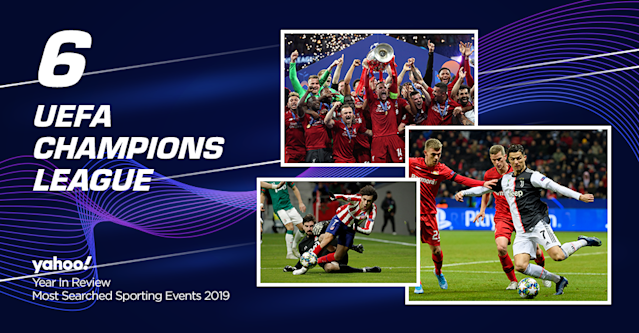 Jurgen Klopp's Liverpool won their 6th Champions League title after defeating fellow English side Tottenham Hotspur in Madrid. Mohammed Salah opened the scoring by converting a penalty kick in the second minute, and Divock Origi sealed the victory in the 88th minute as Liverpool secured the title a year after it lost the final to Real Madrid.