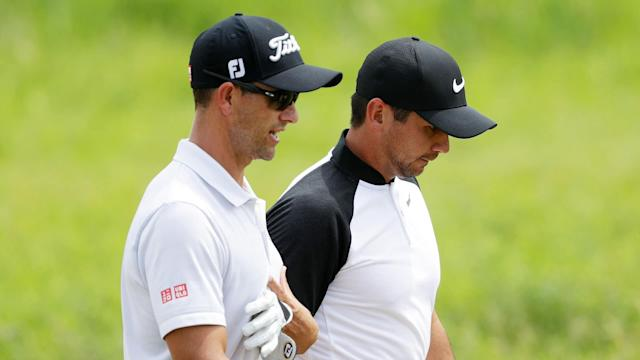 A look at the full 79-team field for the Zurich Classic, including the Australian duo of Adam Scott and Jason Day.