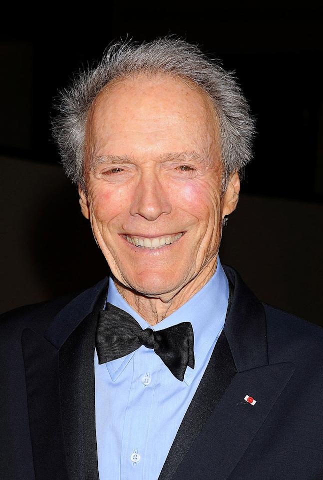 """Clint Eastwood turns 81 Jeffrey Mayer/<a href=""""http://www.wireimage.com"""" target=""""new"""">WireImage.com</a> - January 29, 2011"""