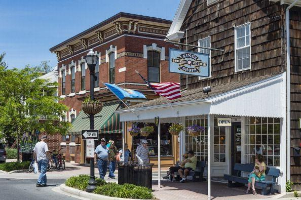 """<p>A visit to this seashore town could allow you some antique shopping in two states — there's a ferry that takes you to adorable Cape May, New Jersey. If you're staying put, definitely check out <a href=""""http://www.antiqueslewes.com"""" rel=""""nofollow noopener"""" target=""""_blank"""" data-ylk=""""slk:Lewes Mercantile Antiques"""" class=""""link rapid-noclick-resp"""">Lewes Mercantile Antiques</a>, which puts over 30 dealers under one roof. </p>"""