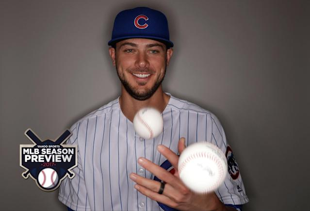 With Kris Bryant, all things are possible. (AP)