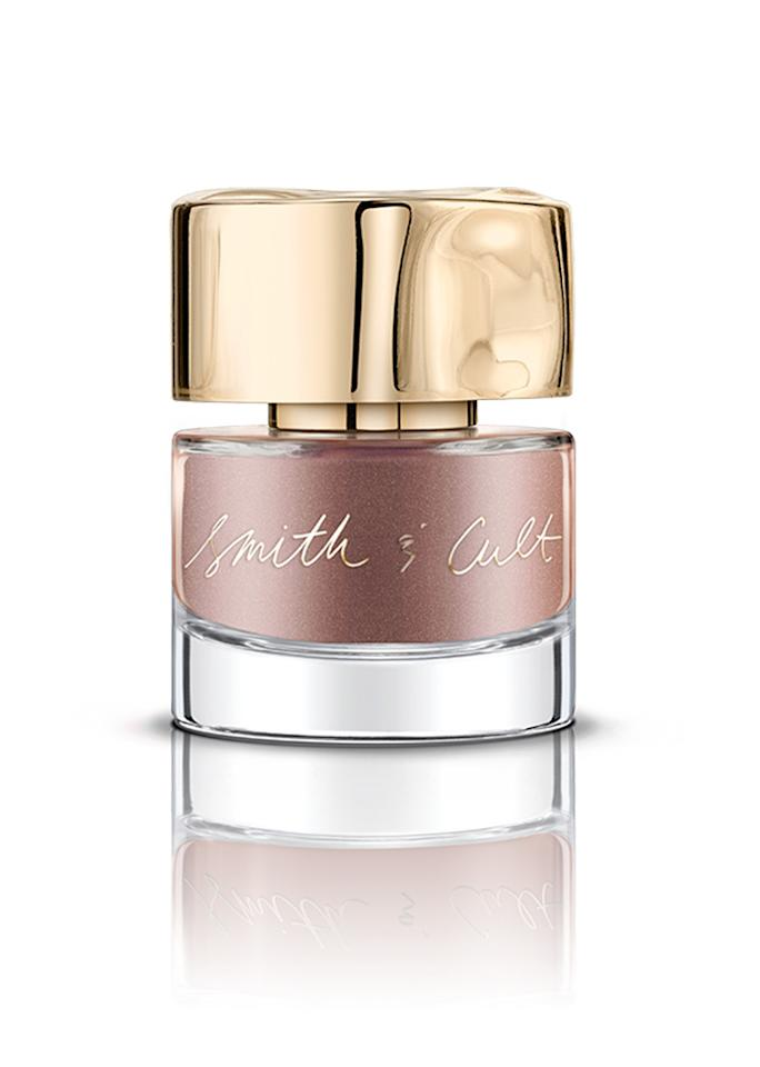 "Smith & Cult Opaque Rose Gold Foil, $18; at <a rel=""nofollow"" href=""http://www.smithandcult.com/color/1972.html"" rel="""">Smith & Cult</a>"