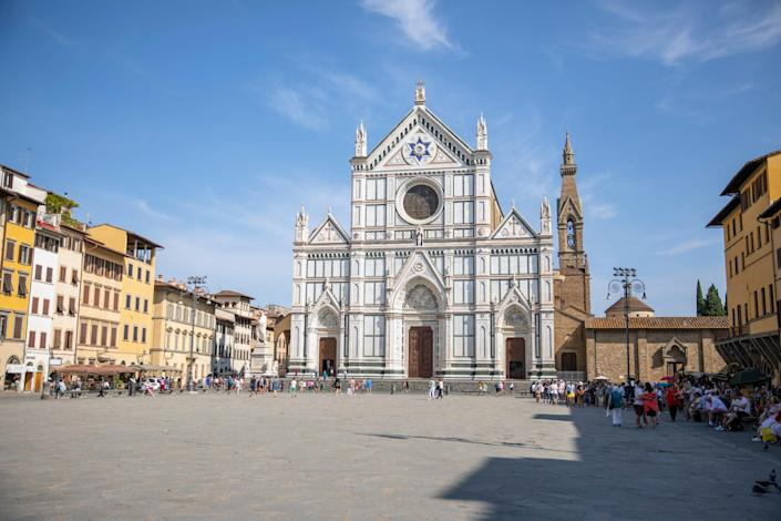 a photo of Florence, Italy