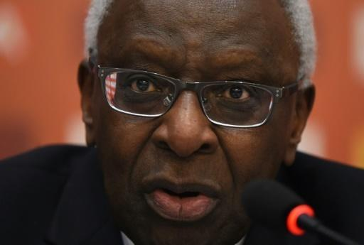 Former athletics chief Diack 'charged with corruption' source