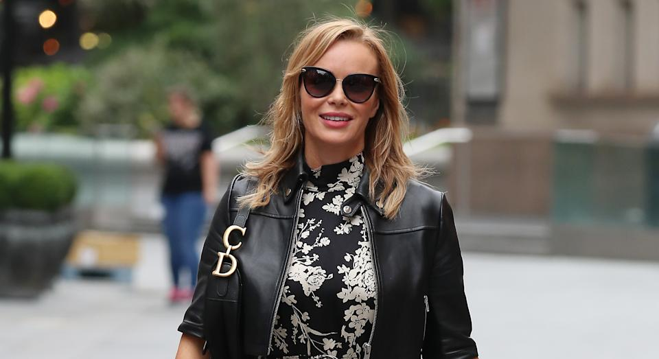 Amanda Holden lost her little boy in 2011. (Getty Images)