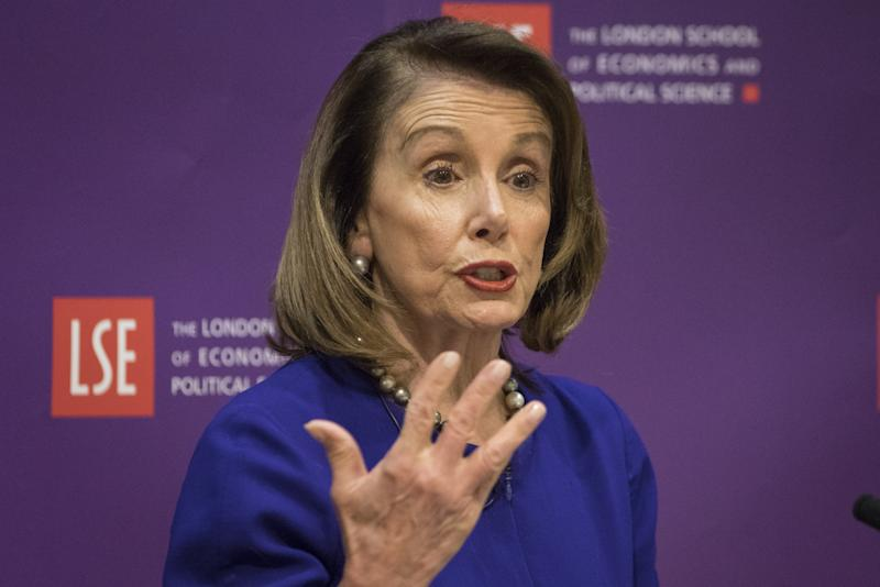 Pelosi: 'We're not there yet' on impeachment