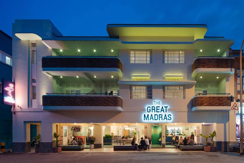 Photo: The Great Madras/Facebook