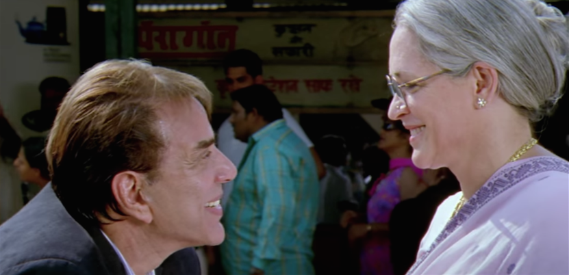 In this endearing track of Anurag Basu's widely appreciated anthology drama, Dharmendra and Nafisa Ali play two senior citizens who give romance thwarted in their youth another chance.