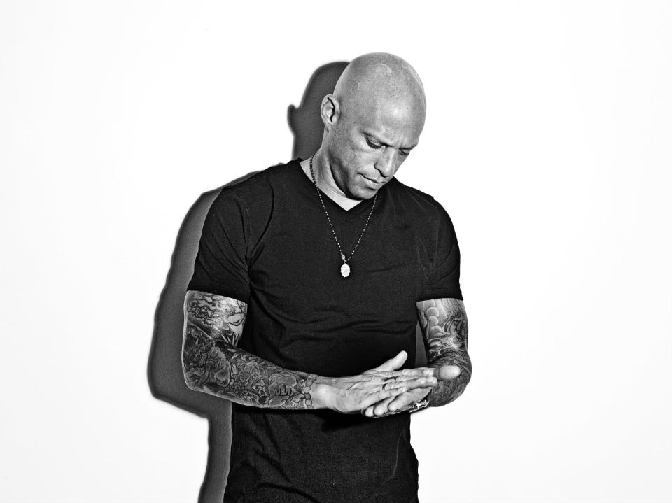 American tattoo artist Ami James jumped into the spotlight when he was one of the artists featured on the hit show 'Miami Ink'. Photo: Tattoodo