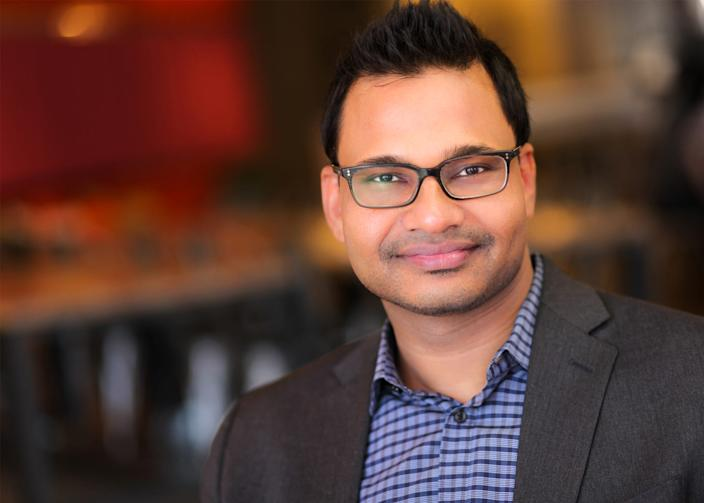 AppDynamics founder and CEO Jyoti Bansal.
