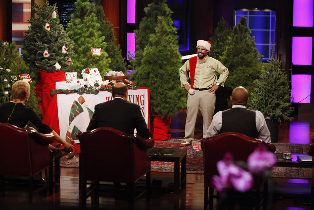 """Shark Tank"" on ABC 