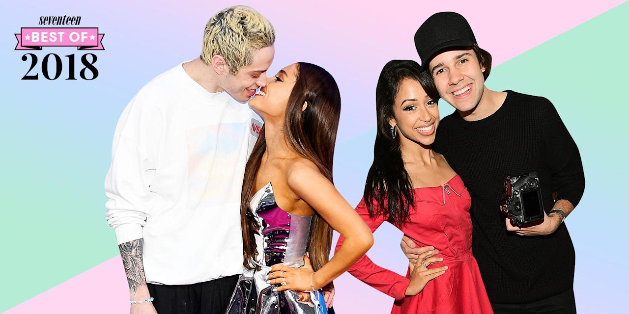 """<p>Maybe 2018 wasn't the """"Year of Love"""" for you, but don't fret: It wasn't for tons of your favorite celebrities, either. Grab some tissues and look back on all the heartbreaking relationships that ended this year.</p>"""
