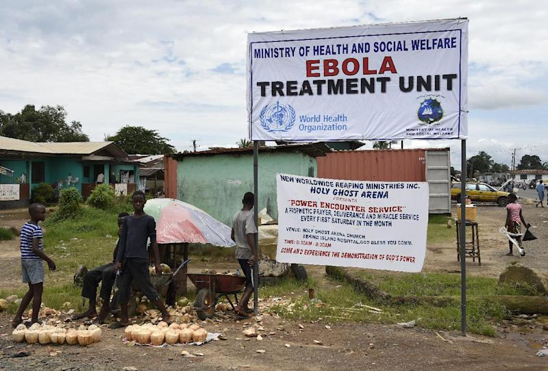 IMF fast-tracks $130 mn for Ebola fight in West Africa