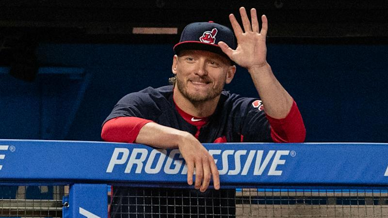 Indians newcomer Donaldson goes on DL, hits slam at Triple-A