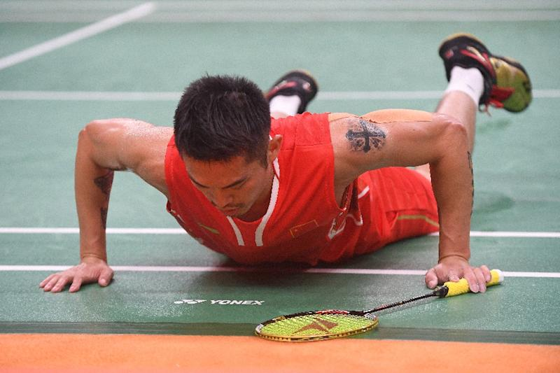 Lin Dan's deflating loss ended hopes of another final showdown between him and world number one Chong Wei, who had already reached the final