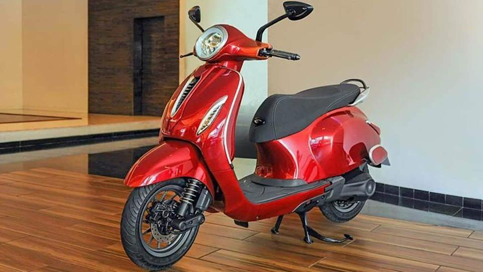 Bookings for Bajaj Chetak electric scooter now open in India