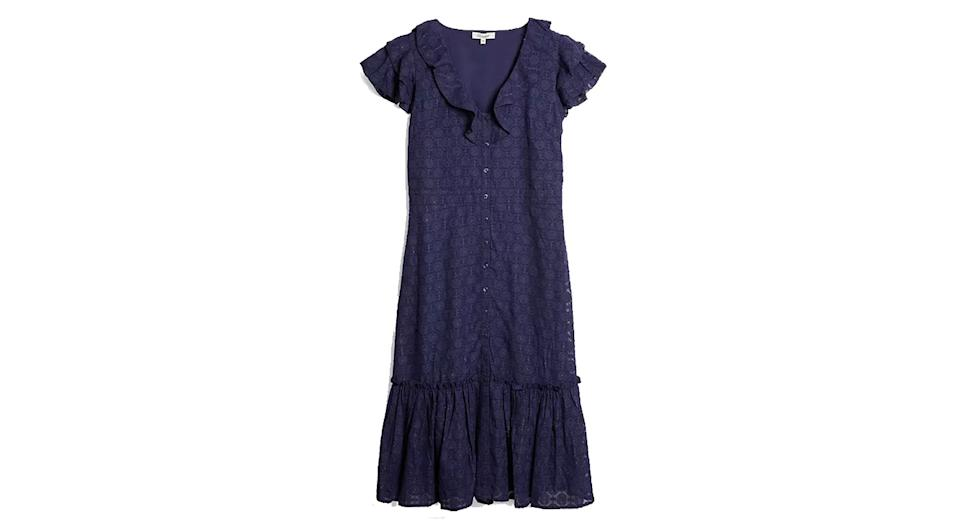 Somerset by Alice Temperley Fille Coupe Tiered Dress
