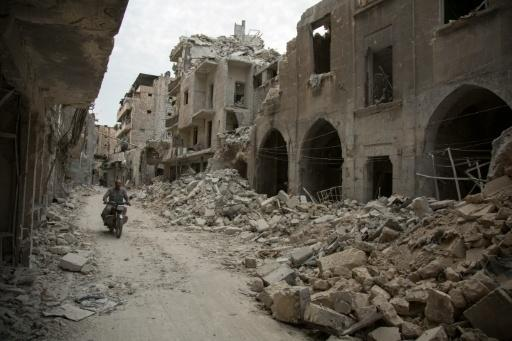 Moscow hopes for truce 'within hours' as fighting rocks Aleppo