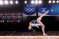 """<p>Ahead of her Olympic achievement, Lee told <a href=""""https://people.com/sports/tokyo-olympics-sunisa-lee-first-hmong-american-olympic-gymnast-achieving-her-dream/"""" rel=""""nofollow noopener"""" target=""""_blank"""" data-ylk=""""slk:PEOPLE"""" class=""""link rapid-noclick-resp"""">PEOPLE</a> that being an Olympian means """"the world for me,"""" and that """"I want to do it for my family and coaches obviously, but I also want to do it for myself. I've just been through so much.""""</p>"""