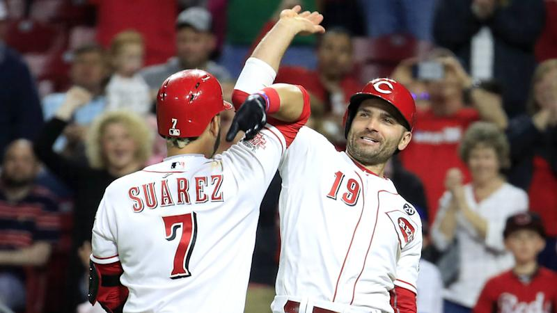 Reds as playoff contenders in 2020? Maybe it's time to believe