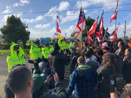 Factbox: History of recent protests by Māori in New Zealand