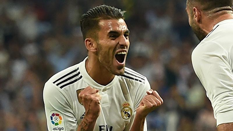 Linked Dani Ceballos plans Real Madrid stay