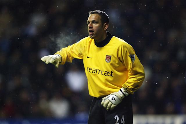 <p>The former Ipswich stopper managed to claim a top flight title for the Gunners in 2001-2, before moving on to several clubs including TWO returns to the Tractor Boys. Not exactly Petr Cech or Edwin Van der Sar, but they all count. </p>