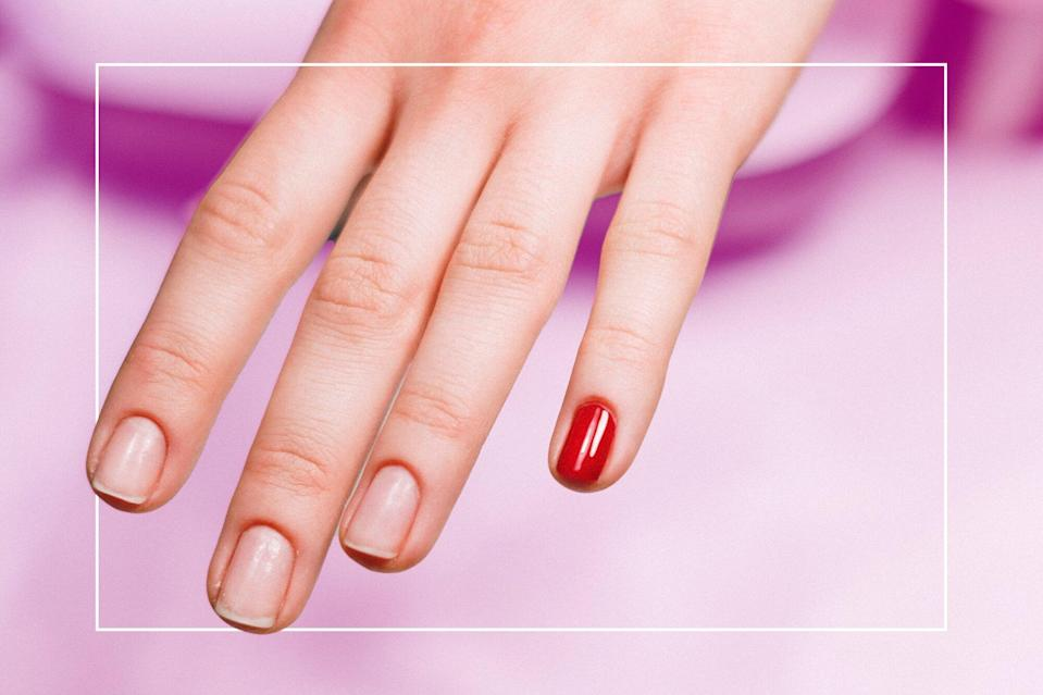 More Than 20,000 People Swear By This Treatment for Making Discolored Nails Shiny and Healthy Again
