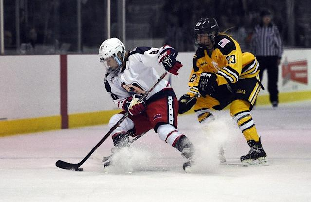 Professional Women S Ice Hockey League Launches In Us
