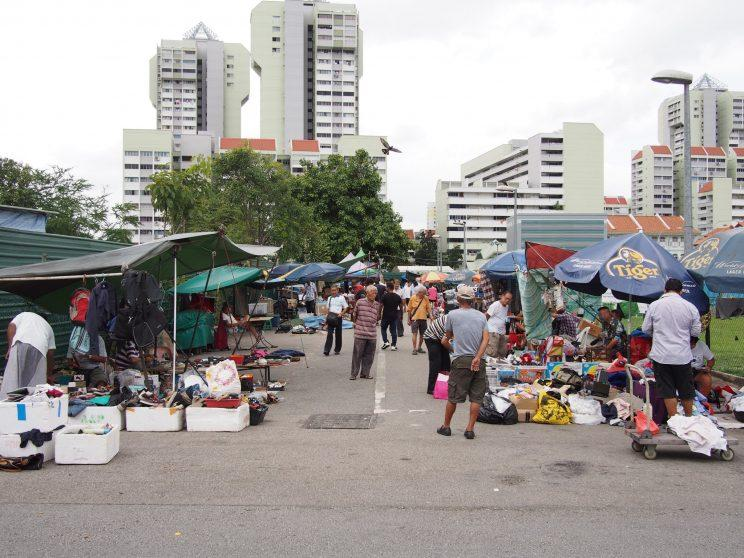 <p>A view of Sungei Road Thieves Market. (Photo: Net Reindio/ Yahoo Lifestyle Singapore)</p>