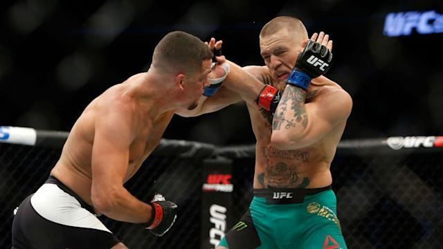 Reports Conor McGregor has agreed to return to UFC against Nate Diaz in December have been brushed aside by Dana White.