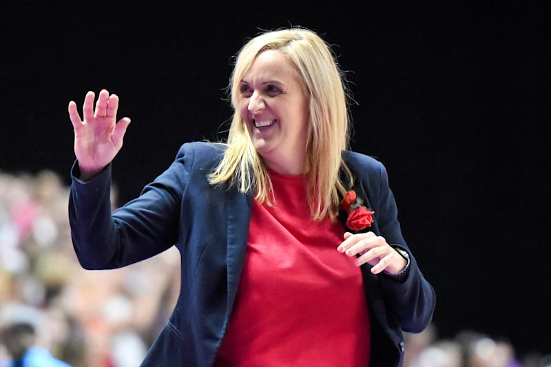 Former Roses head coach Tracey Neville