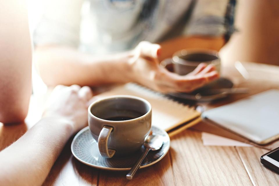 """<p>Nothing says """"Good morning!"""" quite like a <a href=""""https://www.marthastewart.com/1142726/caffe-macchiato"""" rel=""""nofollow noopener"""" target=""""_blank"""" data-ylk=""""slk:macchiato"""" class=""""link rapid-noclick-resp"""">macchiato</a> mastered by your favorite barista. And on days when you <a href=""""https://www.marthastewart.com/7843793/how-make-cold-brew-coffee-at-home"""" rel=""""nofollow noopener"""" target=""""_blank"""" data-ylk=""""slk:can't make it to your corner coffeeshop"""" class=""""link rapid-noclick-resp"""">can't make it to your corner coffeeshop</a>, that barista may be you! Now that you've grown accustomed to Third Wave coffeehouses, where the locally roasted beans are sourced from socially responsible farmers and drinks like cortados, flat whites, and <a href=""""https://www.marthastewart.com/7846613/coffee-makers-explained-french-press-drip-pour-over"""" rel=""""nofollow noopener"""" target=""""_blank"""" data-ylk=""""slk:pour-overs"""" class=""""link rapid-noclick-resp"""">pour-overs</a> take pride of place, why should you have to settle for a ho-hum cup of Joe when at home? </p> <p>But before you invest in a fancy contraption, think about your coffee preferences. Since coffee is personal, you either need a machine that's specifically made for the type of coffee you crave or the situation at hand (say, an efficient device you can take with you on a trip). If you like to switch things up, a multitasker that can foam and steam milk and do all kinds of <a href=""""https://www.marthastewart.com/7781751/how-make-coffee-drinks-at-home"""" rel=""""nofollow noopener"""" target=""""_blank"""" data-ylk=""""slk:java tricks"""" class=""""link rapid-noclick-resp"""">java tricks</a> might come in handy. And if your coffee preferences really vary, you might be better off investing in one major machine, plus a sidekick or two, like a <a href=""""https://www.marthastewart.com/1142722/brewed-coffee"""" rel=""""nofollow noopener"""" target=""""_blank"""" data-ylk=""""slk:French press"""" class=""""link rapid-noclick-resp"""">French press</a>, for those days when you want to try something differe"""