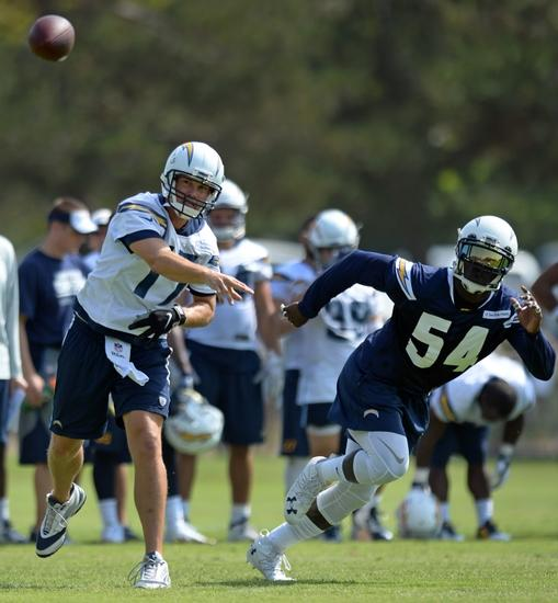 e99cd1da Chargers training camp news and notes Pt.2