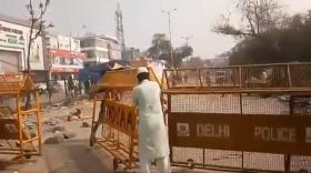 Watch: Shaheen Bagh protesters open barricades to let funeral procession pass