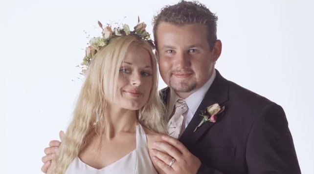 Madeleine as Dee Bliss in Neighbours with actor, Ryan Maloney. Source: Channel 10.