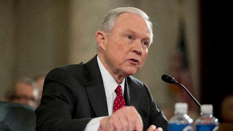 US Attorney Gen Jeff Sessions Recuses Himself From Russia Probe