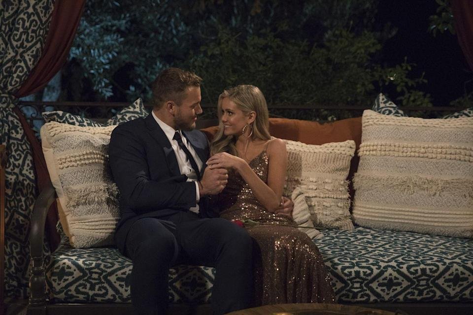 "<p>The show's contract <a href=""https://www.ranker.com/list/bachelor-winner-contracts/elle-tharp"" rel=""nofollow noopener"" target=""_blank"" data-ylk=""slk:allegedly states"" class=""link rapid-noclick-resp"">allegedly states</a> that the Bachelor and Bachelorette must ""follow all of Producer's rules, directions and instructions in all matters, including Participant selection."" Meaning: if someone you hate is bringing in good ratings, you're stuck with 'em.</p>"