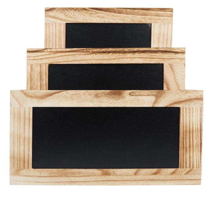 Origami Set of 3 Nestable Wooden Crates. (Photo: HSN)