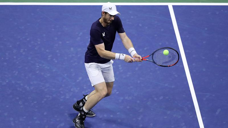 US Open 2020: Murray beaten by awesome Auger-Aliassime as Medvedev, Thiem cruise