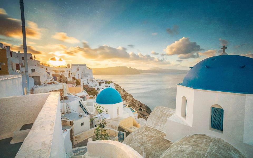 greek islands - getty