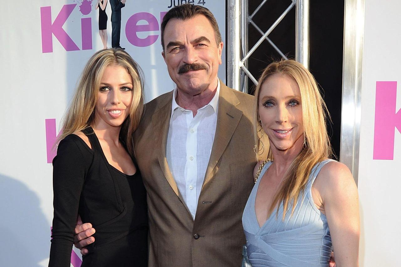 Tom Selleck Opens Up About Life on His Ranch and Choosing ...