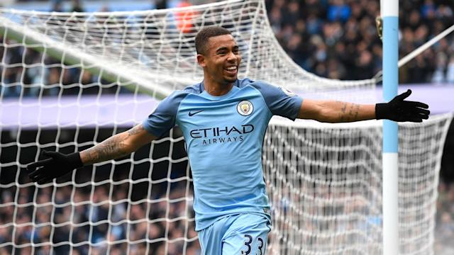 Pep Guardiola will be without John Stones for Saturday's FA Cup final against Arsenal, but Gabriel Jesus will travel with the squad.