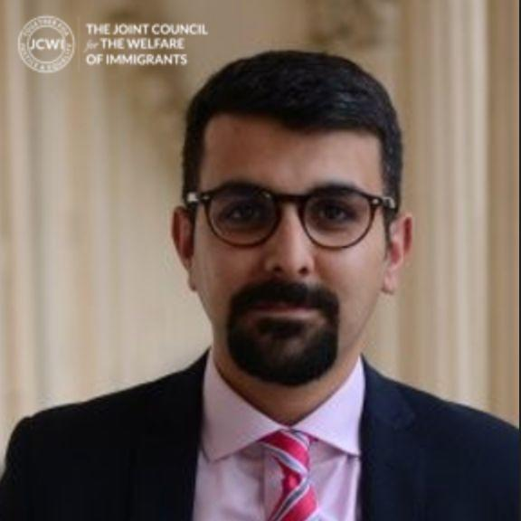 Satbir Singh, chief executive of the Joint Council for the Welfare of Immigrants (JCWI). (Photo: Satbir Singh)