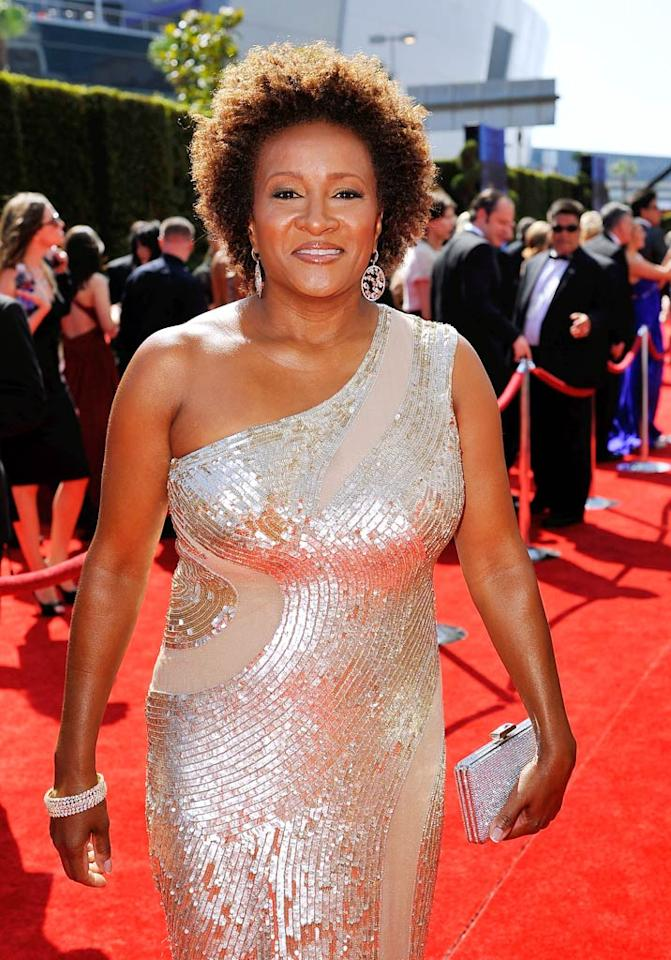 "March 7: Wanda Sykes turns 47 Mathew Imaging/<a href=""http://www.wireimage.com"" target=""new"">WireImage.com</a> - August 29, 2010"