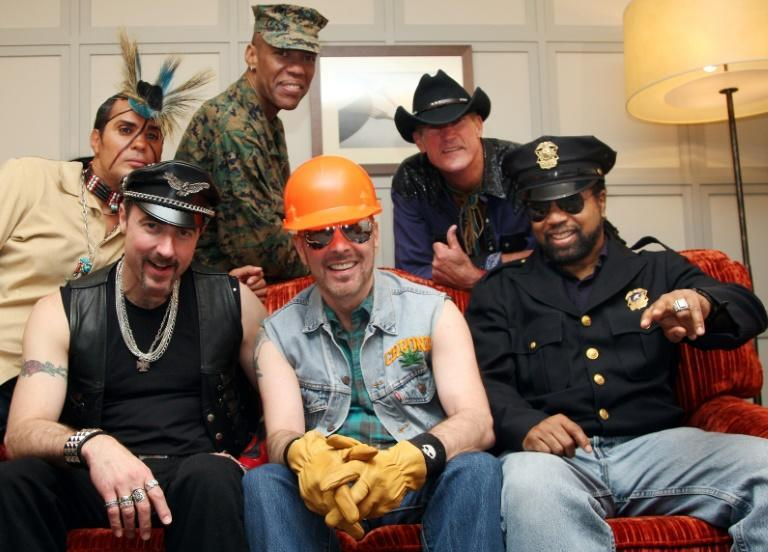 """Disco band Village People (from L-R Felipe Rose, Eric Anzalone, Alex Briley, David Hodo, Jeff Olson and Ray Simpson pictured 2008) said they would """"never have accepted"""" US President Donald Trump using their music at his rallies"""