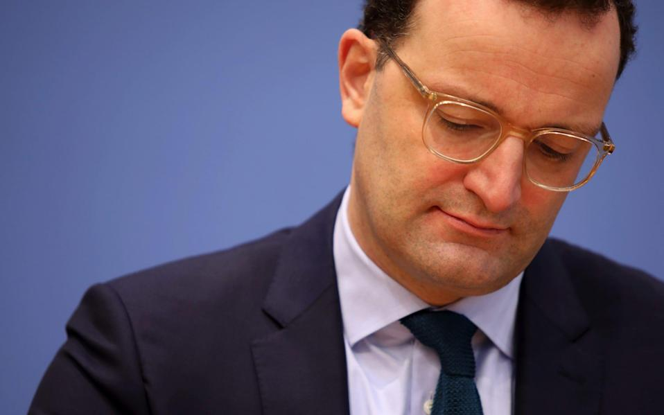 """Production problems """"must affect everyone in the same way,"""" Jens Spahn said - Bloomberg"""