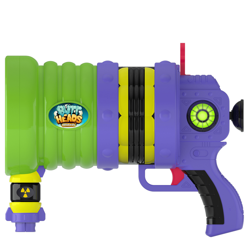<p>The <span>WowWee Buttheads Fart Launcher 3000</span> ($14, originally $20) blasts farm smells up to 10 feet away. This is the gift they've always dreamed of.</p>